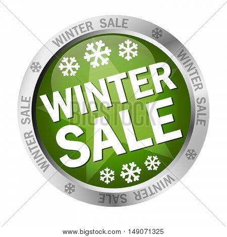 Button - Winter Sale
