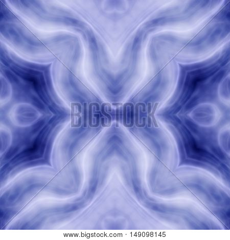 Soft blue relaxation abstract healing background image