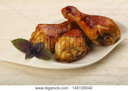 Teriyaki Chicken Legs