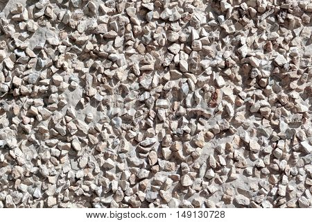 Stones gravel texture macro background photo image