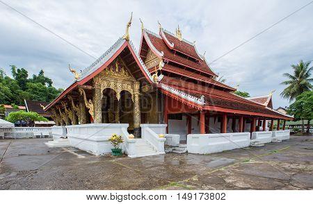 Wat Mai Suwannaphumaham, Luang Prabang, Laos, Lao PDR