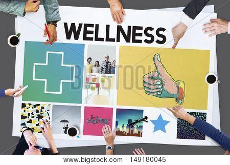Cross Hospital Treatment Health Cure Concept