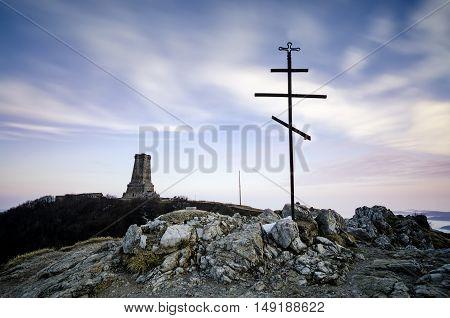 National Park-Museum Shipka at Shipka Peak, Bulgaria