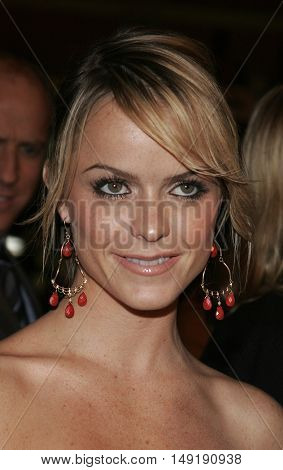 Taryn Manning at the Los Angeles premiere of 'Get Rich or Die Tryin' held at the Grauman's Chinese Theatre in Hollywood, USA on November 3, 2005.