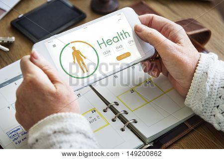 Health Illness Treatment Vitality Wellness Nutrition Concept