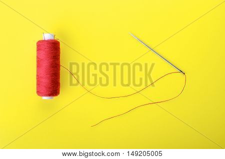 Needle With The Red Thread