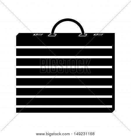 business portfolio isolated icon vector illustration design