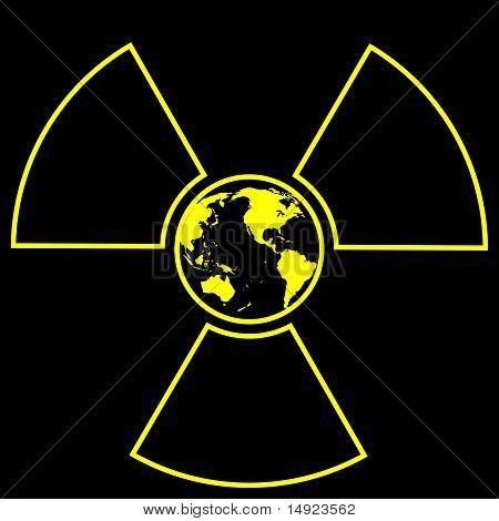 Radiación global