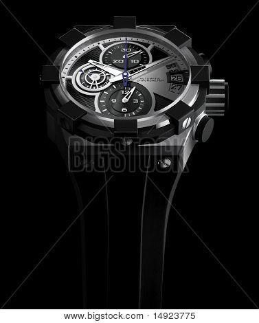 Relógio de pulso do Mens
