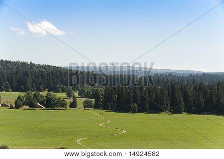 Jura Landscape