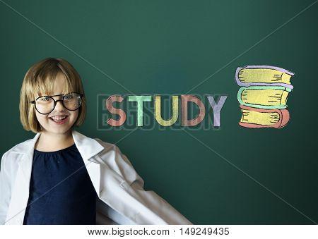 Wisdom Education School Time Academic Concept