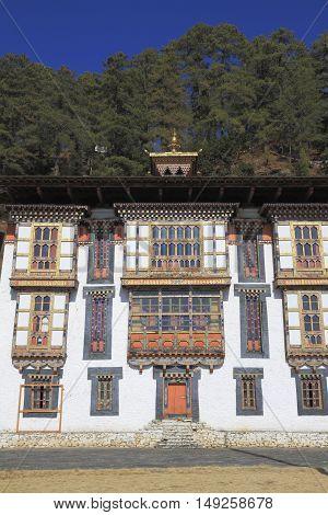 Kurjey Lhakhang Monastery