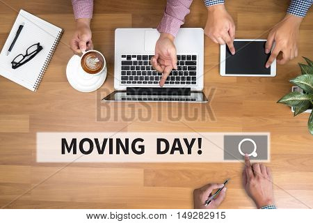 Moving Day!