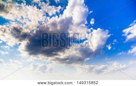 Heavens Skies Clouds