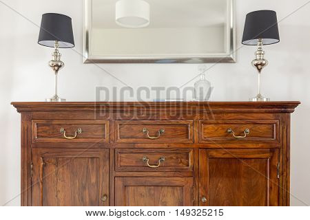 Perfect Dresser For A Stylish Interior