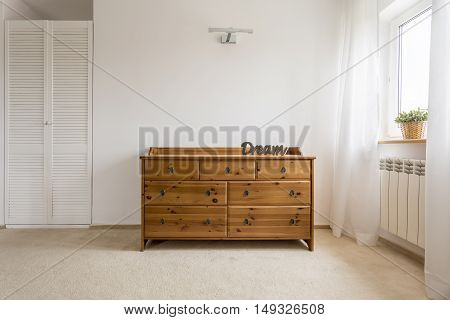 Stylish Dresser Perfect For A Bedroom
