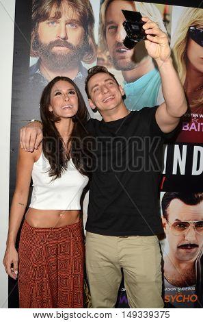 LOS ANGELES - SEP 26:  Brittany Furlan, Vitaly Zdorovetskiy at the