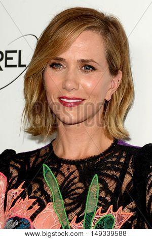 LOS ANGELES - SEP 26:  Kristen Wiig at the