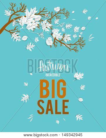 Autumn big sale image