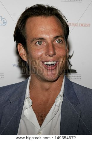 Will Arnett at the 58th Annual Primetime Emmy Awards Performer Nominee Reception held at the Pacific Design Center in West Hollywood, USA on August 25, 2006.