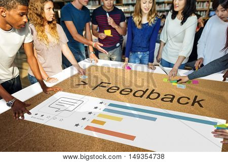 Feedback Suggestion Comments Business Concept