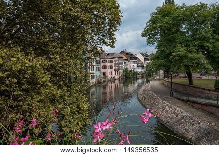Little France In Strasbourg