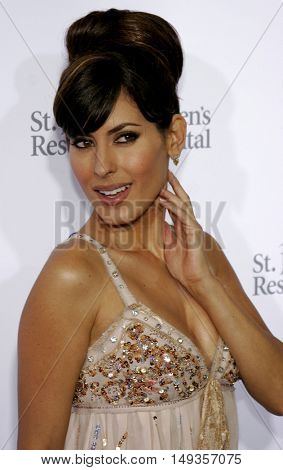 Kerri Kasem at the 'Runway For Life' Benefiting St. Jude Children's Research Hospital held at the  Beverly Hilton in Beverly Hills, USA on September 15, 2006.