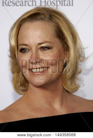 Cybill Shepherd at the 'Runway For Life' Benefiting St. Jude Children's Research Hospital held at the  Beverly Hilton in Beverly Hills, USA on September 15, 2006.