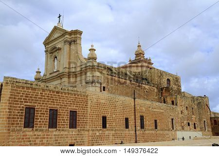 Cathedral Of The Assumption Of Gozo, Malta