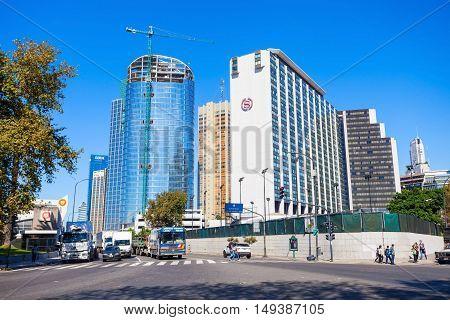 Retiro District, Buenos Aires