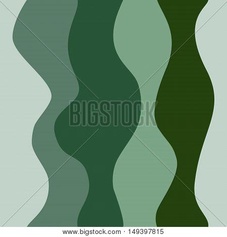 Seamless colorful striped pattern background. Vector illustration