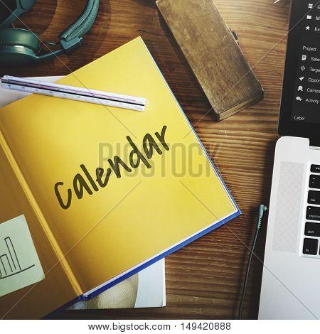 Calendar Urgent Attention Agenda Concept