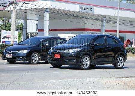 Private Car, Honda Hrv.