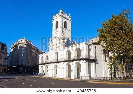The Buenos Aires Cabildo