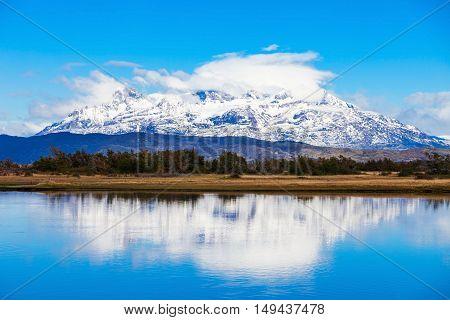 Lago Del Toro Lake