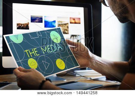 The Media Internet Multimedia Concept