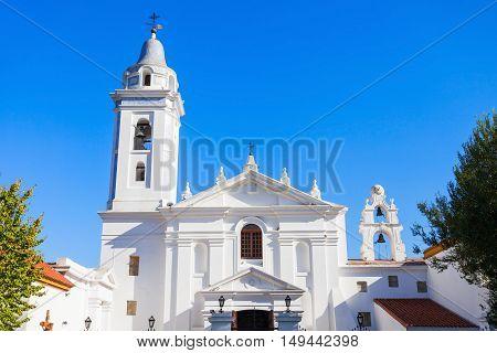 Church Our Lady Pilar