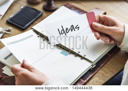 Ideas Way To Go Concept