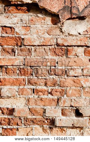 Red Brick Wall. Brick Wall Texture. Old Brick Wall. Brick Wall Background