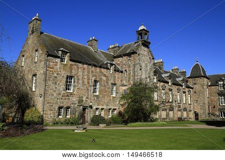 University Buildings Of St. Andrews