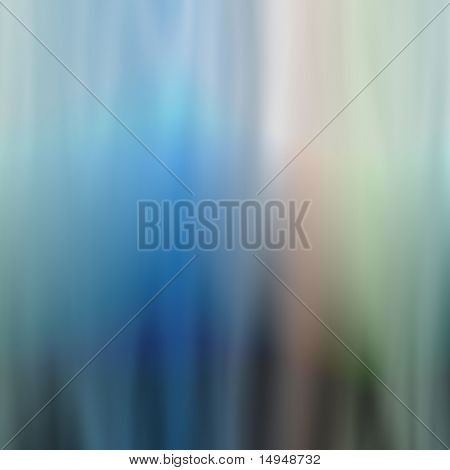 Glowing color energy aura, Abstract wallpaper illustration