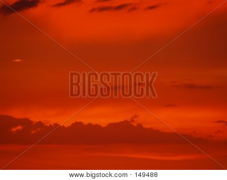 Red Sunset 2