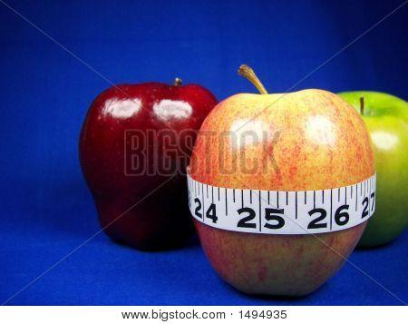 Macro Apples