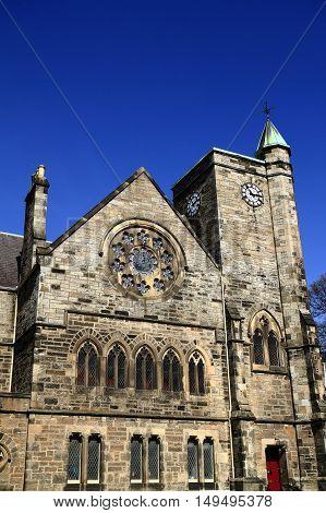 Allan Park South Church, Stirling