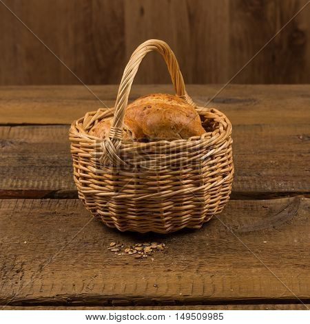 Assortment Of Bread, Baking Products