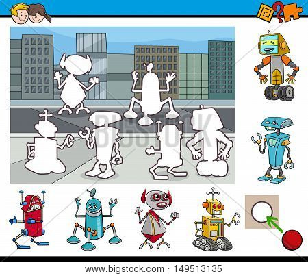 Educational Activity With Robots
