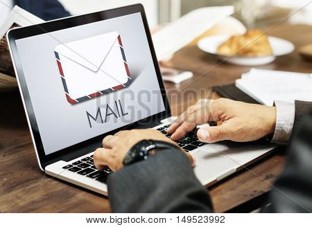 Mail Communication Letters Message Post Concept