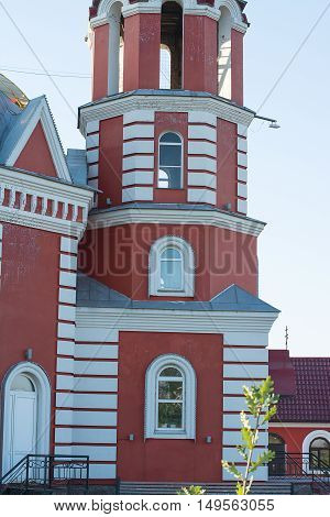 The Church in the name of the Holy Martyr Tryphon. The Orthodox Church