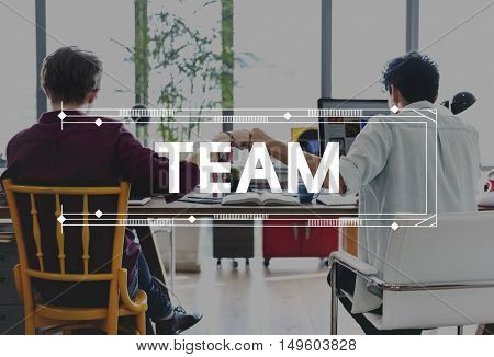 Corporate Business Collaboration Connection Partnership Concept
