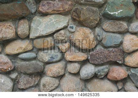 Many Different Stones